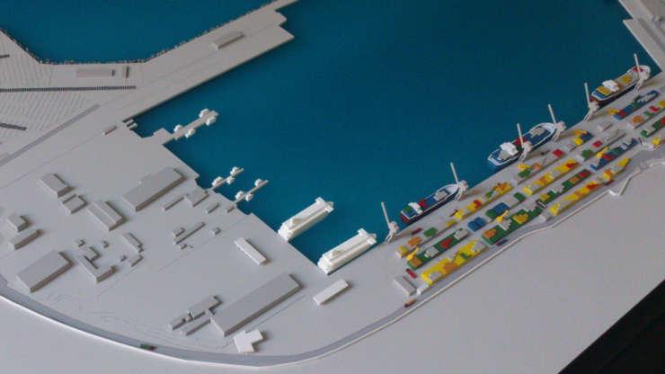 Dures Harbour