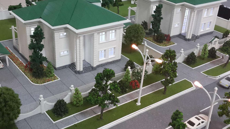Türkmenistan Konut Projesi