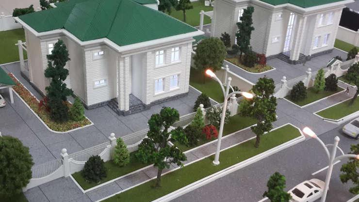 Türkmenistan Residential Project